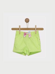 Shorts verdi RATINA / 19E1BFP1SHO108