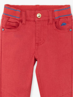 Pantaloni bambino ZEFAGE / 21E3PGB1PAN506