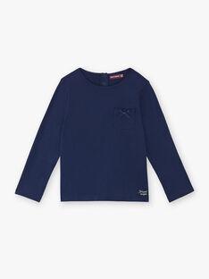 T-shirt a maniche lunghe bambina ZLABETTE 1 / 21E2PFK1TMLC214
