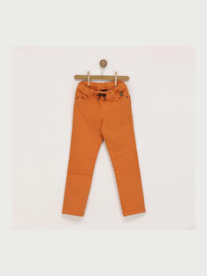 Pantaloni arancioni RABADAGE / 19E3PG41PAN402