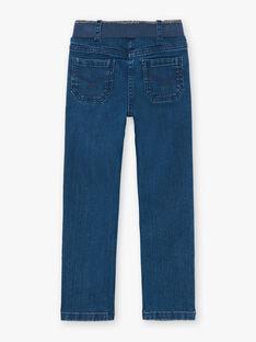 Jeans bambina ZLEVETTE 2 / 21E2PFK3JEAK005