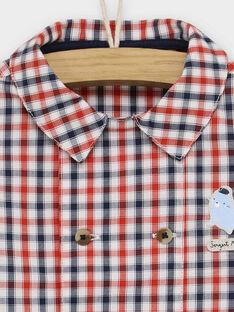 Camicia rossa RANEIL / 19E1BGE1CHMF510