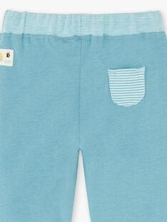 Pantaloni sportivi blu ZACAMILO / 21E1BG91JGBC233