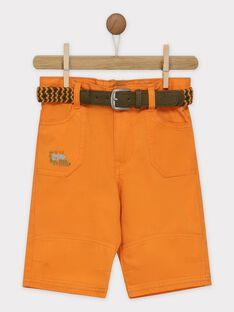 Bermuda arancioni RUXOLAGE / 19E3PGQ2BER400