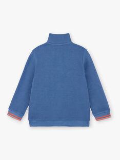 Blue SWEAT SHIRT ZECOAGE / 21E3PGB1SWEC230