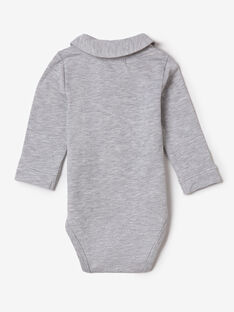 Grey BODY SUIT VAPACCO / 20H1BGW1BODJ920