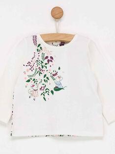 Off white T-shirt PALEA / 18H1BFH1TML001