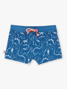 Costume da bagno blu dinosauri ZIETIENNE / 21E4BGX1MAIC230