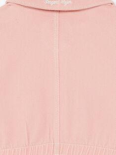 Giacca rosa stretta in vita ZOUSARETTE / 21E2PFM1VESD327