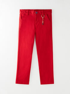 Red PANTS VOSOTAGE / 20H3PGZ1PAN502
