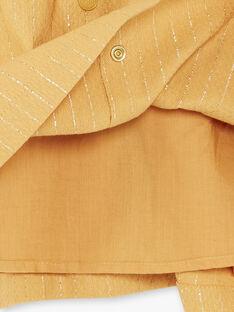 Completo body e abito salopette bambina ZADILIS / 21E1BF91ENS001