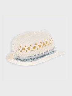 Cappello beige RASLOAN / 19E4BGM1CHA080