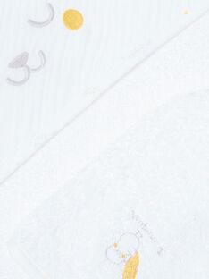 Asciugamano e guanto ZOMORGAN / 21E0AMG1POI000