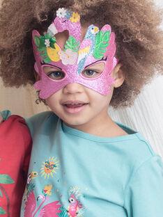 Pigiama fantasia blu con pochette e maschera bambina ZEPYGETTE 2 / 21E5PFF2PYTC235