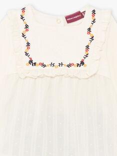 Completo blusa e leggings neonata BAEVA / 21H1BF51ENS001