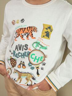 T-shirt bambino ZABIAGE / 21E3PG71TML009