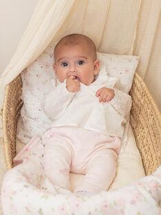 Completo body blusa e pantaloni nascita bambina BOLISA / 21H0CF42ENS301