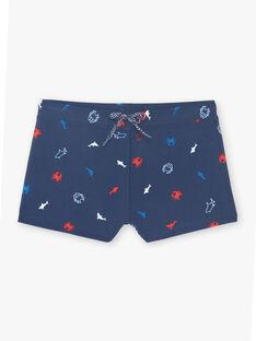 Shorts mare navy bambino ZYPLAGE / 21E4PGR5MAIC214