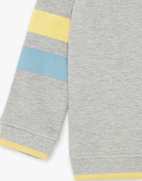 Grey SWEAT SHIRT ZATIAGE / 21E3PG91SWEJ900