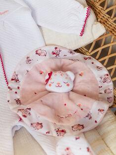 Peluche piatto gatto neonata ZOLILY / 21E0AFY1JOU301