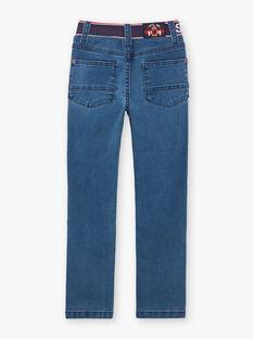 Jeans e portachiavi skate bambino BACIOAGE / 21H3PG11JEAP269