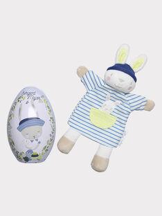 Uovo di Pasqua e pupazzo neonato THEO / 20E4BGU1JOU001