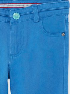 Pantaloni blu ZABASAGE / 21E3PGJ1PANC206