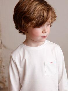 T-shirt bambino ZAZOAGE2 / 21E3PGK2TML001