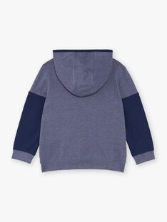 Heathered blue JOGGING TOP ZEDIRAGE2 / 21E3PGK4JGH222
