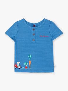 T-shirt e bavaglino con stampa ZAKANYE / 21E1BGJ1TMCC206