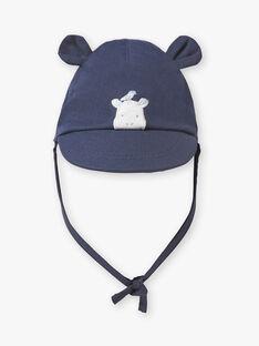 Cappellino navy neonato ZAOBE / 21E4BGT1CHAC214