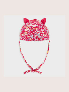 Cappello rosa RADONA / 19E4BF61CHAD301