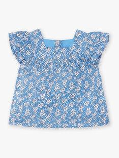 Camicia blu lavanda neonata ZAPALOMA / 21E1BFT1CHEC208