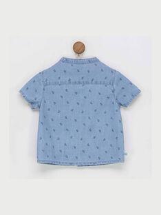 Camicia blu jeans RAGUSTAVE / 19E1BGD1CHM704