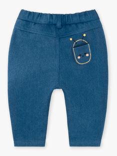 Jeans neonato ZACARLOS / 21E1BG91JEAC233
