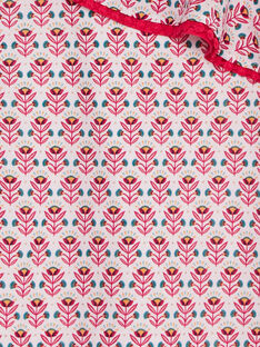 Pink NO SLEEVES DRESS TIUZETTE / 20E2PFQ1RBSD317