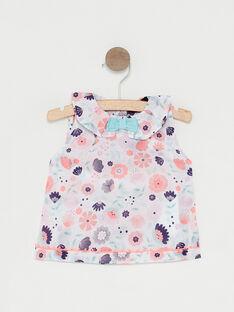 Camicia a fiori neonata TAQORINE / 20E1BFP1CHE001