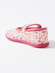 Clear pink SLEEPERS VEJOUFLETTE / 20H5PF21CH5321