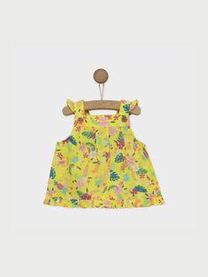 Camicia gialla RAVIVIA / 19E1BFQ1CHE108