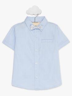 Blue sky Shirt TIBOAGEEX / 20E3PGJ2CHM020