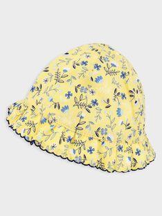 Cappello con stampa a fiori neonata TAOLGA / 20E4BFO1CHA103
