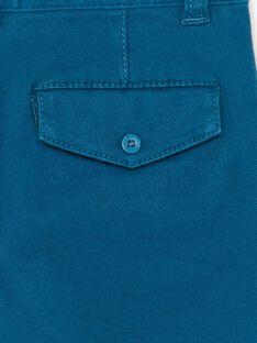 Pantaloni blu con cintura ZADRAKAGE / 21E3PGJ2PAN202