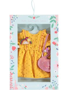 Completo Festival colorato per bambola Adèle TATENU5 / 20EZENG1TEN302