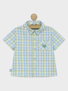 Camicia blu RAULYSSE / 19E1BGP1CHM205