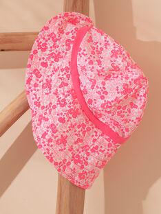 Cappello rosa neonata ZISOLINE / 21E4BFR2CHA001