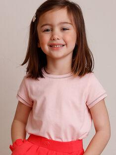 T-shirt a maniche corte bambina ZLINETTE 1 / 21E2PFK1TMC413