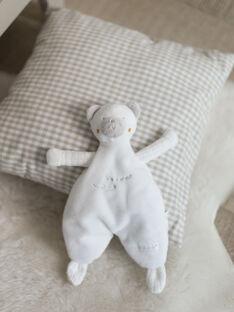 Peluche orsetto ecrù nascita unisex BOROMAN / 21H0AM41JOU001
