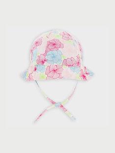 Cappello bianco con motivi RATATA / 19E4BFP1CHA001