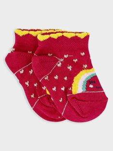 Rose Low socks TAIVANA / 20E4BFG1SOB302