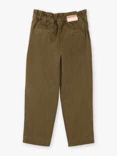 Pantaloni bambina ZAPAETTE / 21E2PF71PAN604